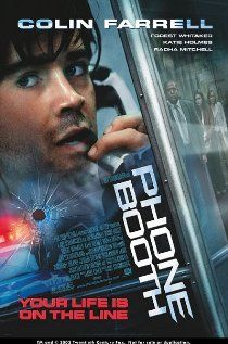 Phone Booth's premise sounded pretty hokey. A guy, Collin Farrell, gets a call on a phone booth, which would never happen now days, and the caller keeps him in the booth by aiming a rifle at him. This suspenseful film really kept me on the edge the entire time. Forrest Whittaker brings another element to the movie as the police detective in charge of the scene. Well written movie, I was pleasantly surprised.