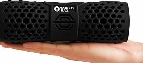 World Raz Wireless Speakers Bluetooth, best Bluetooth Speakers for Outdoor, Waterproof, Shockproof