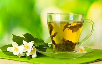 gracewithloveblog: Health: Glorious Green Tea!