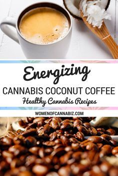 INGREDIENTS FOR CANNABIS COCONUT COFFEE: 15 – 30 ml Cannabis Coconut Coffee Creamer + 300 ml hot coffee, freshly brewed from your favorite organic, freshly-ground coffee beans + Raw honey for a sweetener –> Try this Energizing Cannabis Coconut Coffee: http://www.womenofcannabiz.com/recipes/energizing-cannabis-coconut-coffee