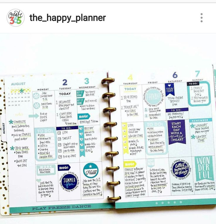 134 best Planners Organizers Journals images on Pinterest
