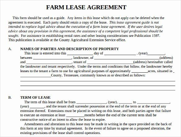 Land Lease Agreement Template Free Best Of 10 Sample Basic Lease Agreement Templates In 2020 Lease Agreement Rental Agreement Templates Lease