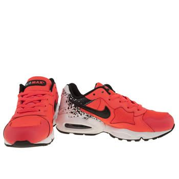 Women's White & Orange Nike Air Max Triax 94 at schuh