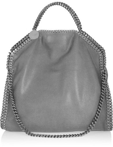 Shoulder Bag for Women On Sale, Silver, Eco Leather, 2017, one size Stella McCartney