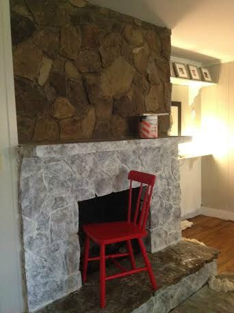 Best 25+ Painted rock fireplaces ideas on Pinterest | Painted ...
