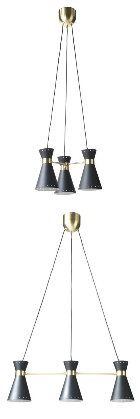 ARJEPLOG pendant lamps - great atmospheric lighting for a dining room or over a bar.  (limited supply, select stores only)