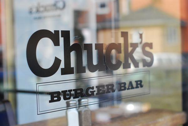 Chuck's Burger Bar, 194 Locke St. S, Hamilton, ON www.chucksburgerbar.com