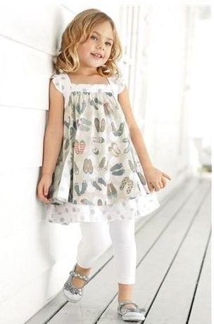 Модели: Детские сарафаны и летние платья - Стили и модели - Мода и стили - Каталог статей - ЛИНИИ ЖИЗНИ