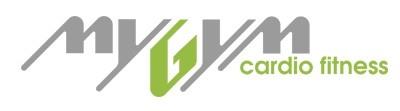 Logo for cardio fitness MyGym.