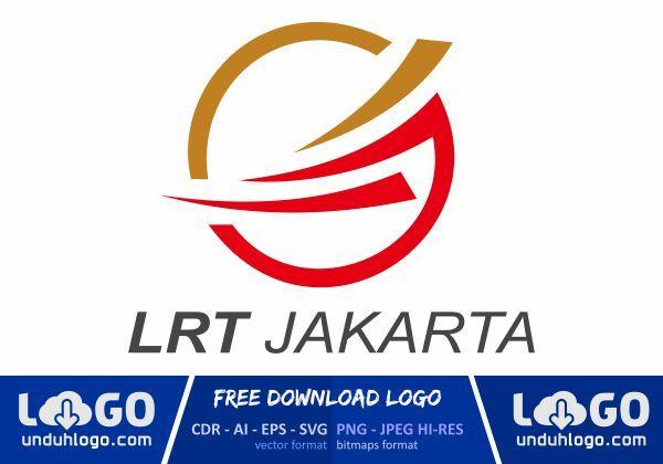 Logo Lrt Jakarta Logos Vector Logo Design Vector Logo