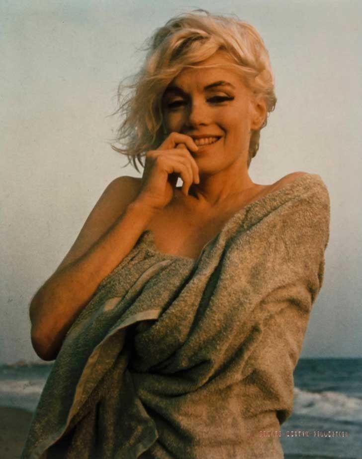 Bert Stern: Marilyn Monroe. La última sesión | Quieres