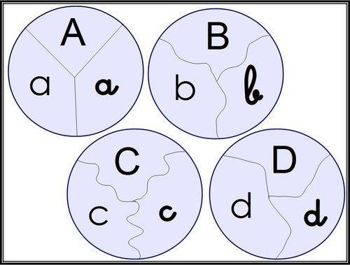 Assez Plus de 25 idées uniques dans la catégorie Alphabet sur Pinterest  YY59
