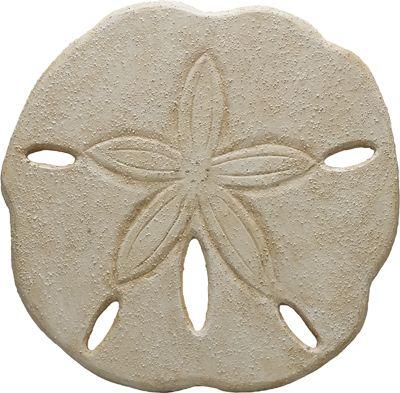 Item # 20591   Wooden Sand Dollar   Primitives by Kathy