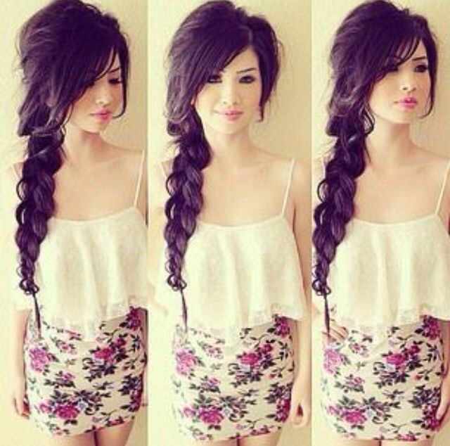Lovely Long Plait