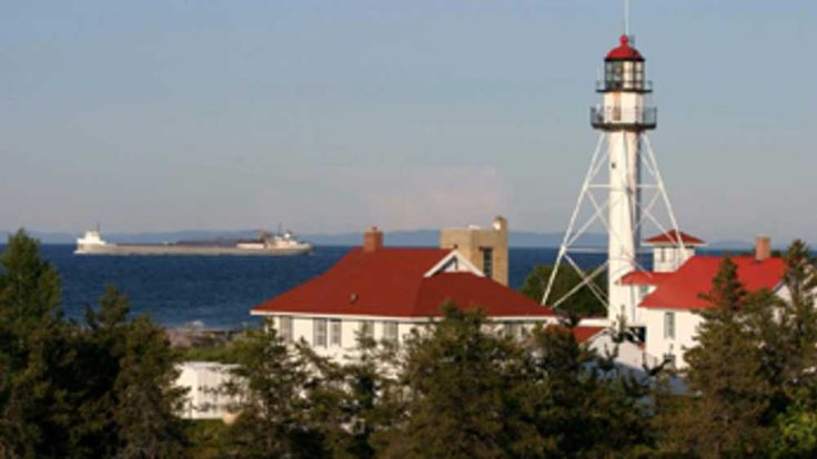 The Great Lakes Shipwreck Museum, located at Michigan's Whitefish Point Light-Station, is approximately 1.5 hours drive from the Mackinac Bridge.