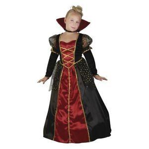 a disfraz de vampiresa gotica infantil talla 6 8 anos