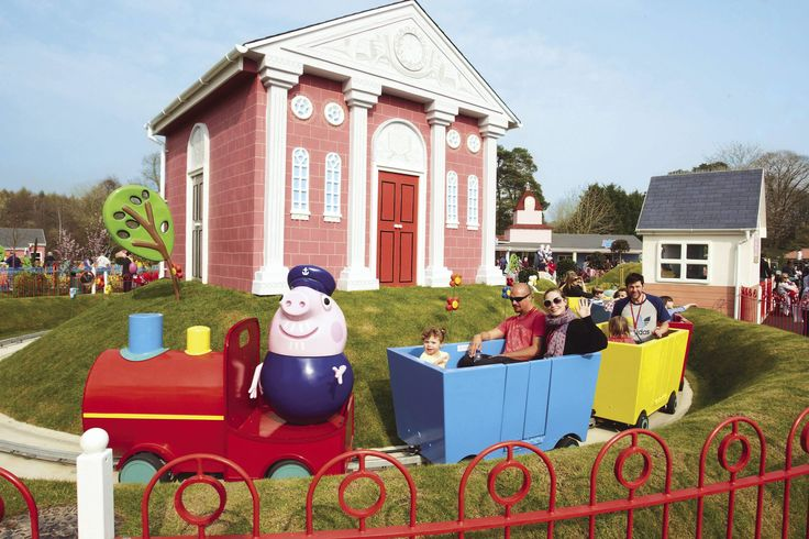 Peppa Pig World, Hampshire, UK