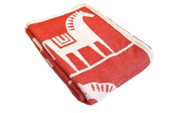 Nice folk blanket.