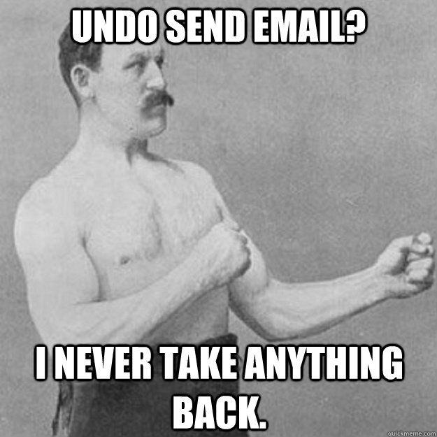 Annulla invio Email: con Gmail puoi!