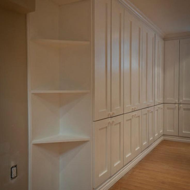 Basement Storage Shelving Ideas: Basement Remodel Ideas