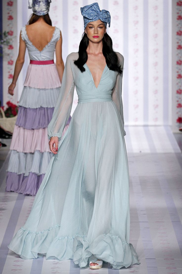 Luisa Beccaria Spring 2013 Ready-to-Wear Fashion Show