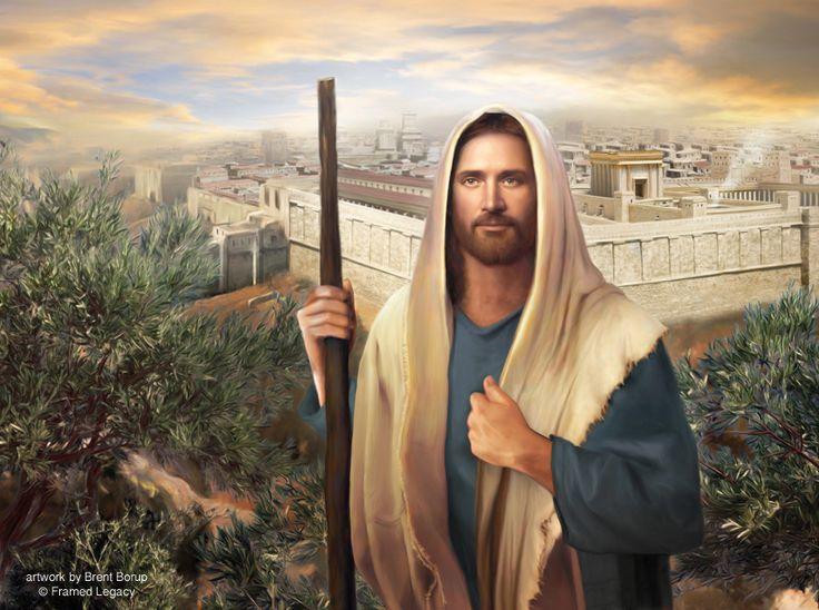 Brent Borup The Strength Of Israel Christian Art 1