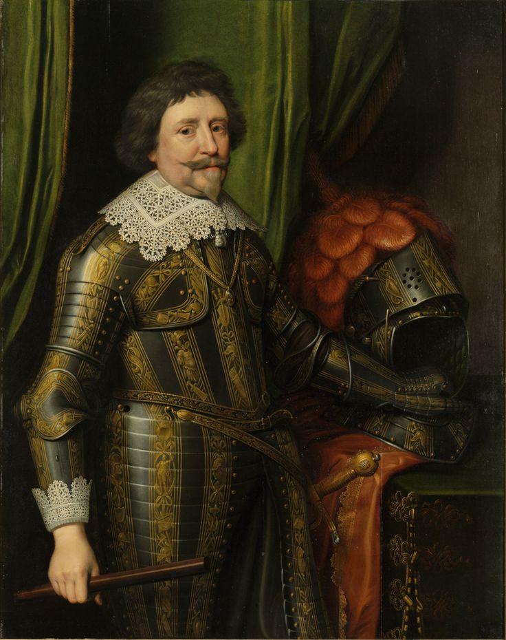 Michiel Jansz. van Mierevelt,   Frederik Hendrik (1584-1647) ca. 1634, Haags Historisch Museum