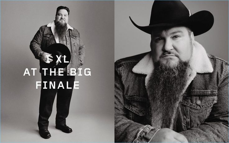 """Country-soul singer Jason """"Sundance"""" Head fronts DXL's holiday 2017 campaign."""