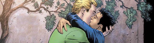 James Robinson Talks Alan Scott, DC's Gay Green Lantern