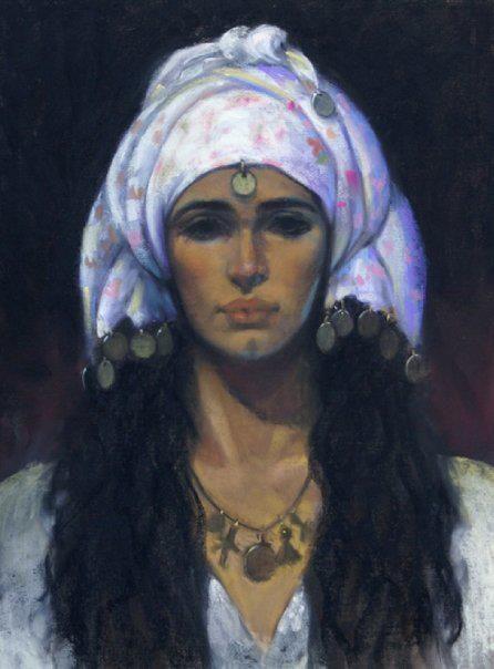 Maher Art Gallery: Abdelaal Hassan Egyptian born 1944