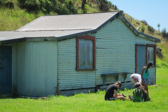 Whare - our little Kiwi Bach - Moureeses Bay bach or holiday home