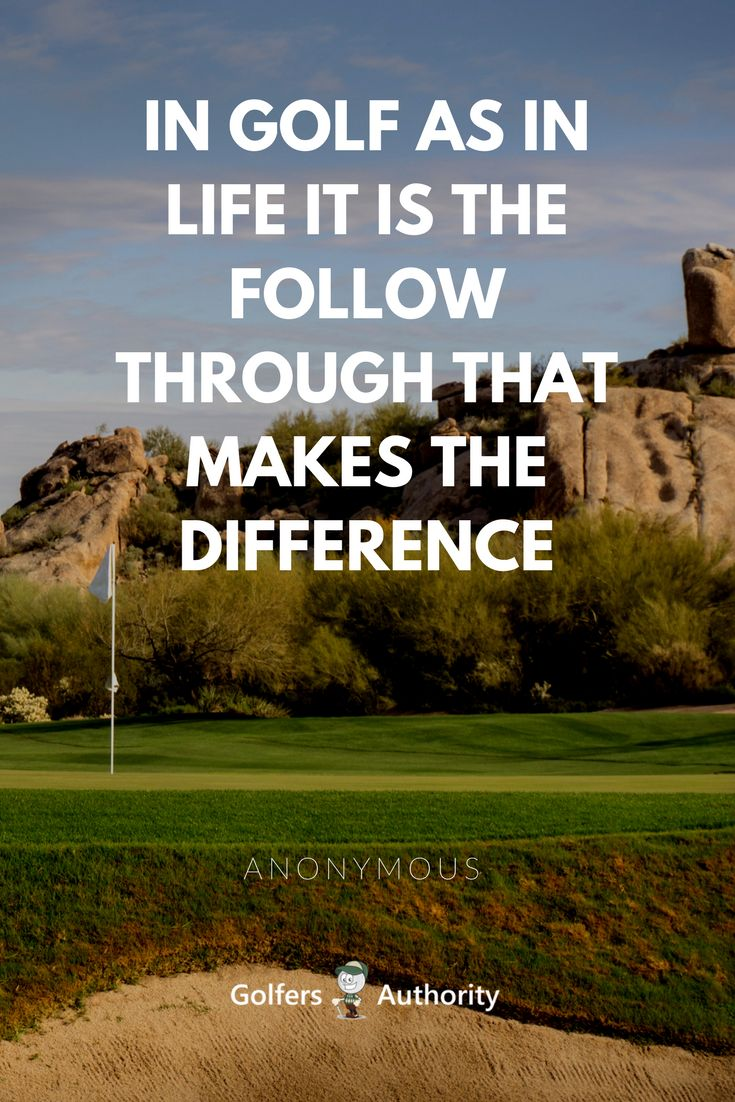 Golf Quotes About Life The 25 Best Inspirational Golf Quotes Ideas On Pinterest  Golf