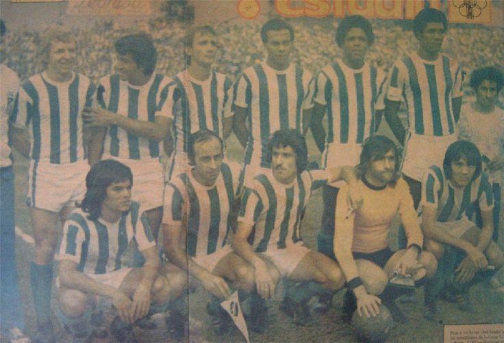 1975 Atletico Nacional Con Maturana