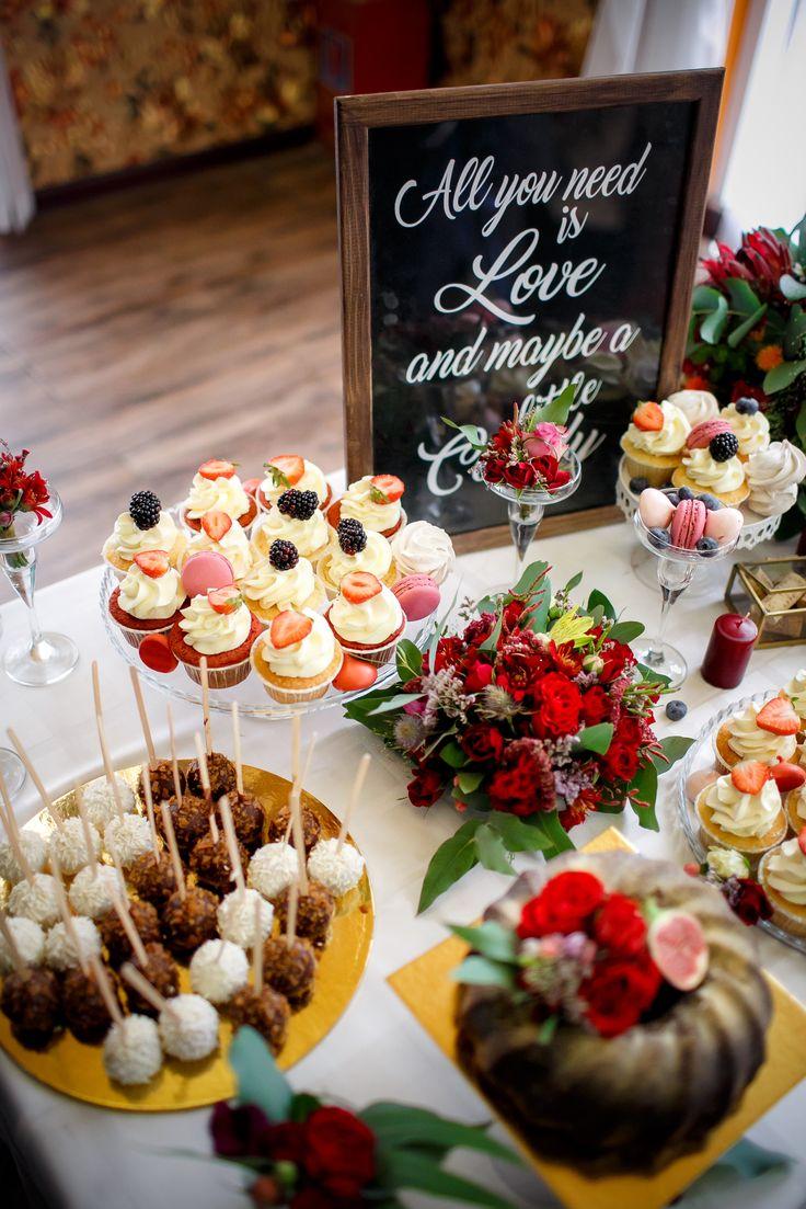 Сладкий стол на свадьбу, Candy-bar, свадебный торт, свадьба, wedding