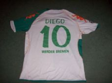 2006 2007 Werder Bremen Diego CL Football Shirt Adults 4XL Trikot Brazil