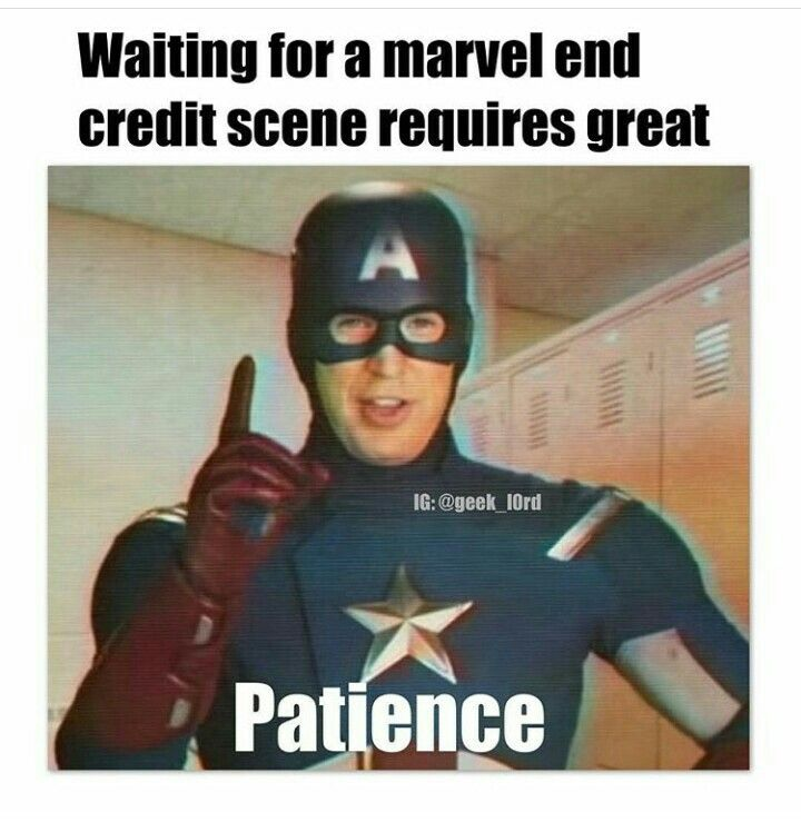 Spiderman homecoming post credit scene.