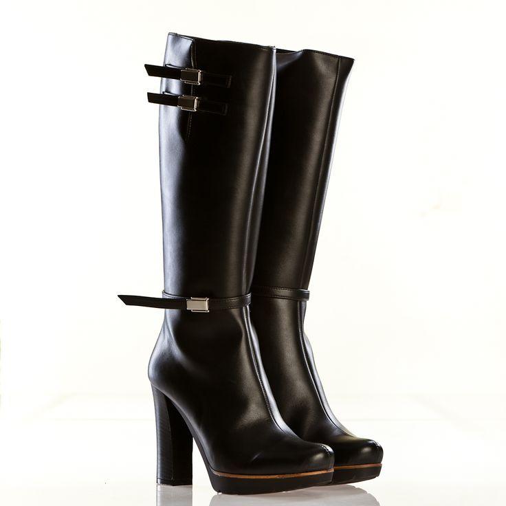 Tara knee high boots £60