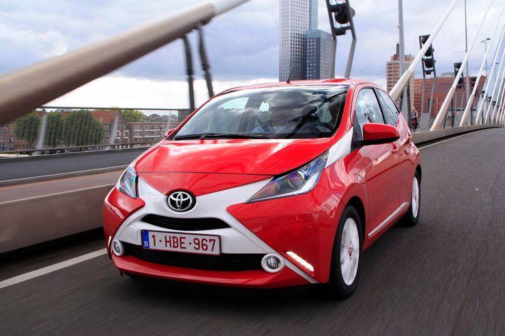 foto van Toyota Aygo 2014 Nederland.