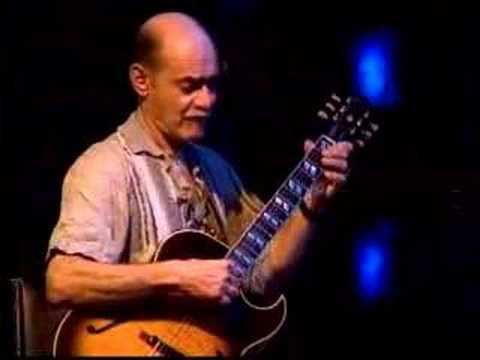 """Joe Pass - 'All the Things You Are' ... one of the first and all-time great jazz player of the electric hollow body guitar. Love his """"Unforgettable"""" and """"Virtuoso"""" series albums!"""