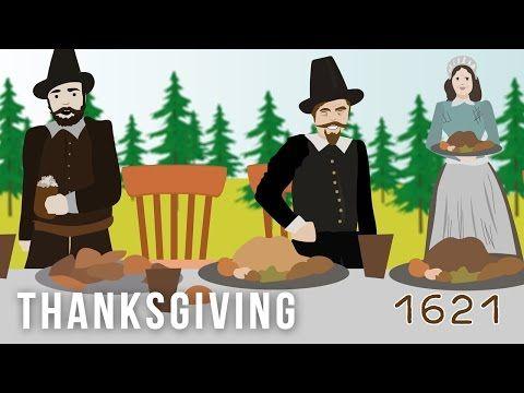 Thanksgiving (1621) - YouTube