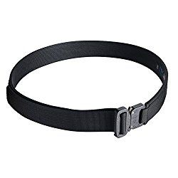 Blue Alpha Gear 1.5 Hybrid Cobra EDC Belt (Black, 36 (Pant Size)) Review