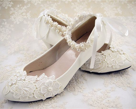 Hey, I found this really awesome Etsy listing at https://www.etsy.com/listing/220101015/wedding-shoes-flat-lace-shoes-lace