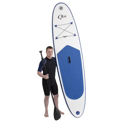 Aufblasbares SUP Board 305cm+Akku