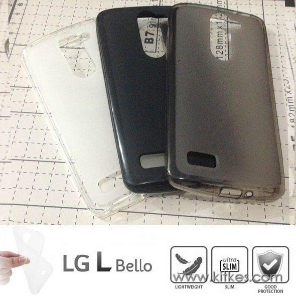 Matte TPU Soft Case LG L Bello - Rp 50.000