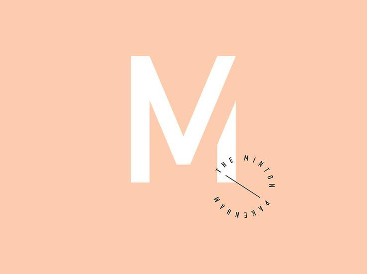 The Minton, Pakenham Logo Design by Small & Co