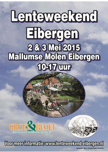 Lenteweekend 2015 – Evenement voor Tuinliefhebbers - Achterhoek Agenda. Alle evenementen en activiteiten in één overzicht.