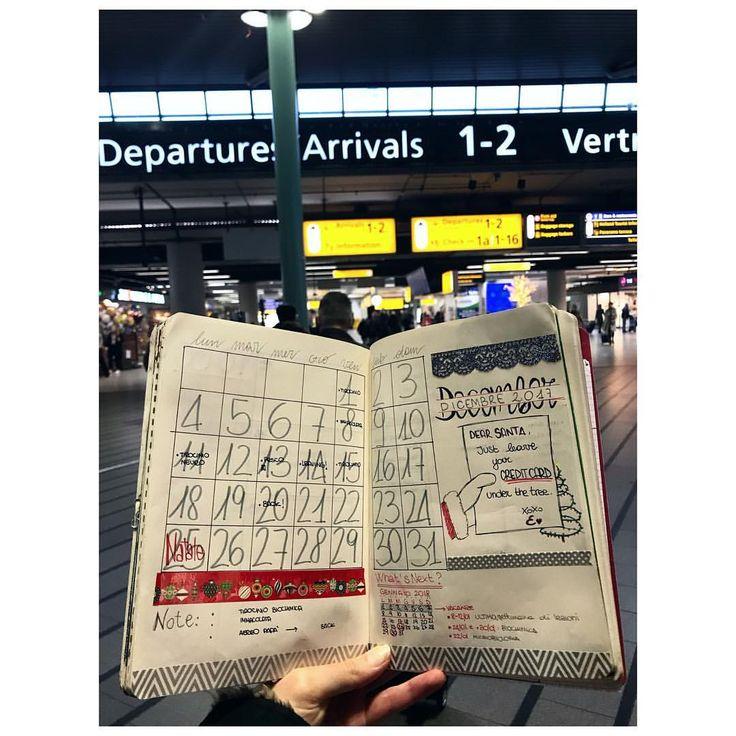 """""""Mi piace"""": 50, commenti: 1 - Elena Picciotto (@ele_bmoon) su Instagram: """"""""Il viaggio perfetto è circolare. La gioia della partenza, la gioia del ritorno."""" 🔙🏡 . Anche Babbo…"""""""