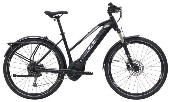Bulls Iconic Evo 500wh 9 Gang Kettenschaltung Damenfahrrad Trapez Modell 2019 27 5 Zoll Damenfahrrad Fahrrad Fahrrad Shop
