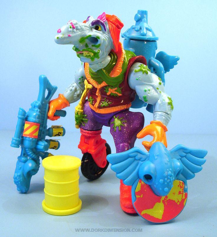 Toxic Crusader Toys 84