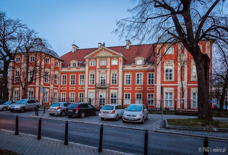 Palac Czapskich, siedziba Akademii Sztuk Pieknych, Warszawa